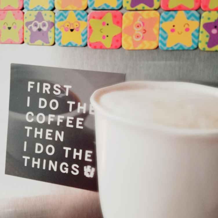 Birch Coffee Magnets