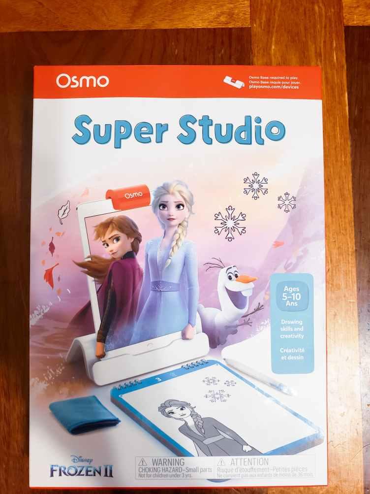 Osmo Frozen 2 Super Studio