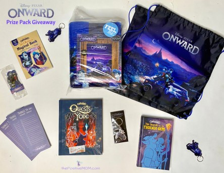 Onward Prize Pack Giveaway