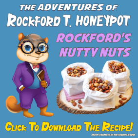 Rockfords nutty nuts
