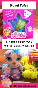 Ravel Tales A Surprise Toy with Less Waste