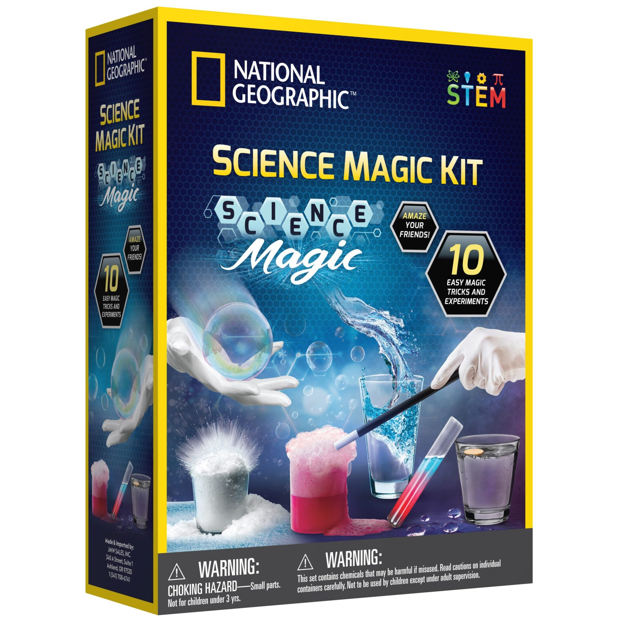 Holiday of Play National Geographic STEM