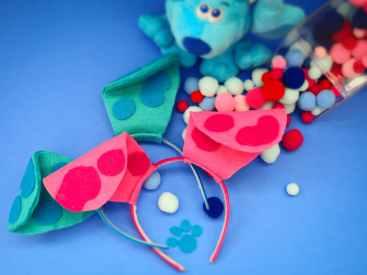 Blue's Clues custom craft