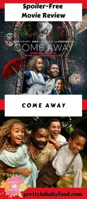 Come Away Spoiler Free Movie Review