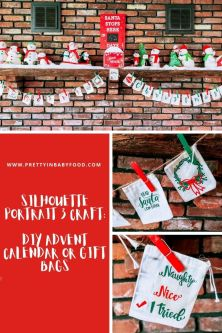 DIY Advent Calendar or Gift bags