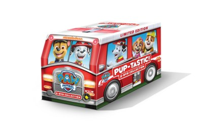 PAW Patrol PUP-tastic 8 DVD Collection