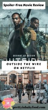 Outside the Wire Spoiler Free Movie Review