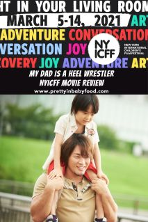 My Dad is a Heel Wrestler NYICFF Movie Review