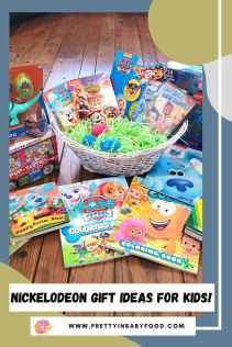 Nickelodeon Gift Ideas For Kids!