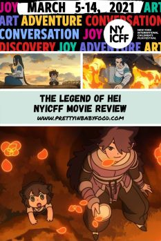 The Legend of Hei NYICFF Movie Review