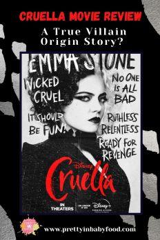 Disney's Cruella Movie Review