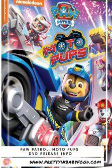 PAW Patrol Moto Pups DVD Release Info