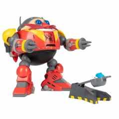 Giant Eggman Robot Battle Set