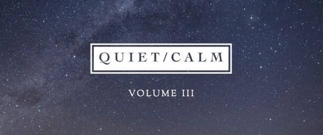 Quiet/Calm