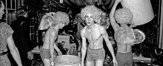 Szenefoto Studio 54_Performers at Studio 54 | (c) Allan Tannebaum