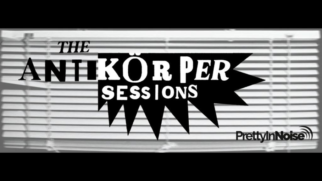 Ab Juni 2020 jeden Donnerstag - The Antikörper Sessions mit Mark Kowarsch
