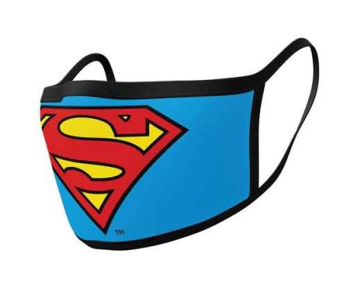 Stoffmaske Superman