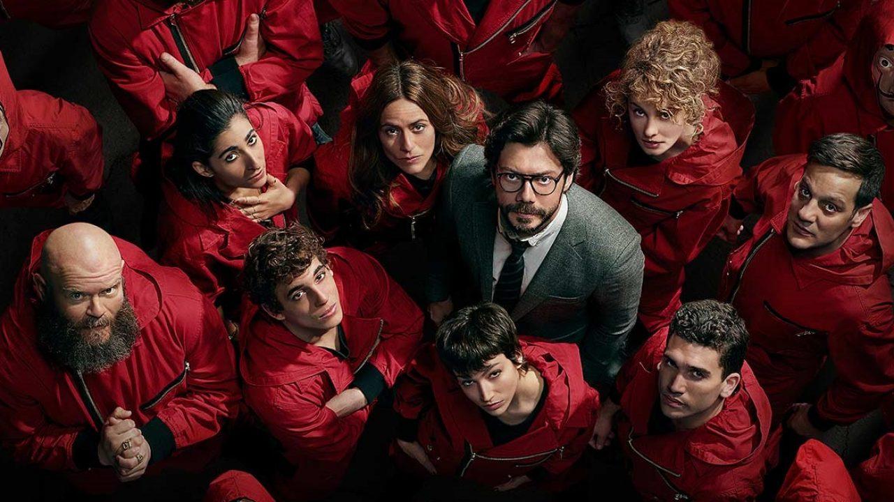 Haus des Geldes | (c) Netflix