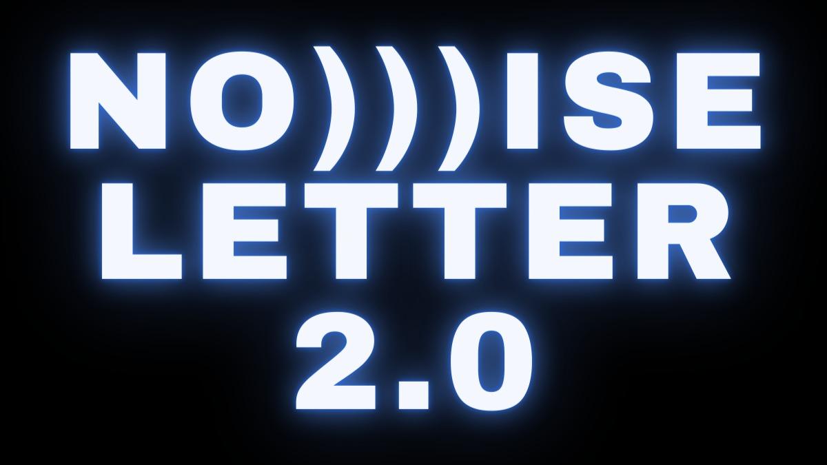 NO)))ISELETTER 2.0!