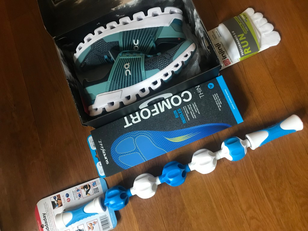 e97fc3ef6 I walked away after my consultation with Fleet Feet feeling great. The  proper gear is SO essential for your runs. My beat up Nikes had seen better  days and ...