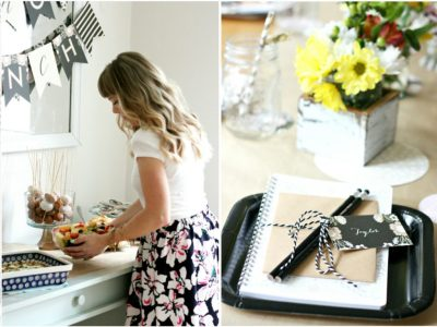 Ladies Who Brunch + a Giveaway with Minted!