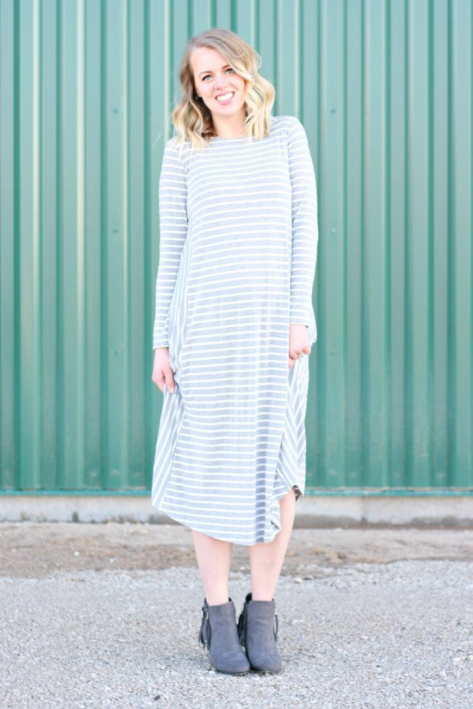 Maternity Dressing with Dainty Jewells