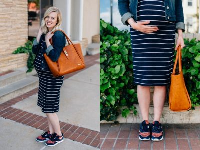 Breezy Maternity Dressing