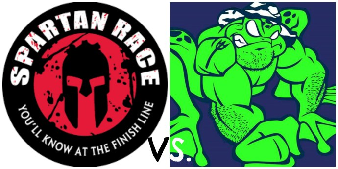 Spartan vs. Battlefrog