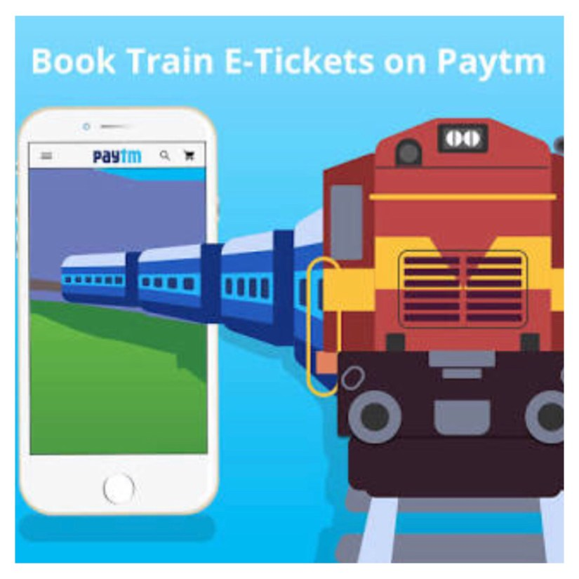 Book train tickets