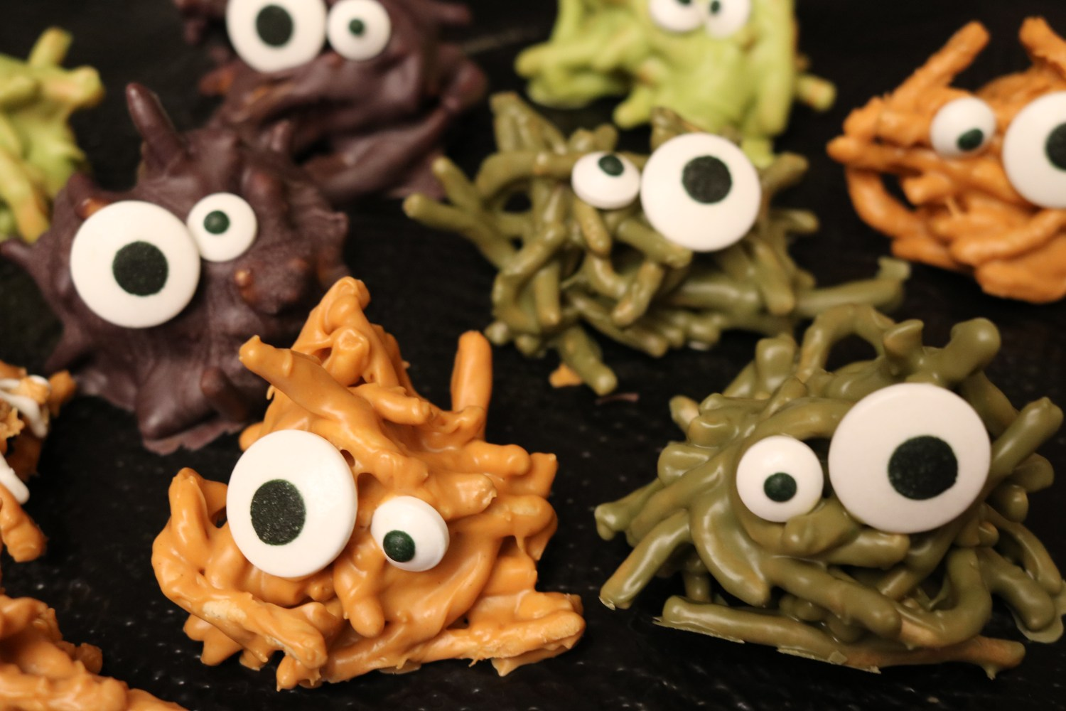 Monster Haystacks