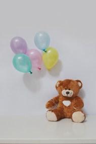 """tiny 5"""" balloons"""