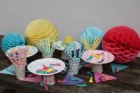 Kids Party Paper Tableware