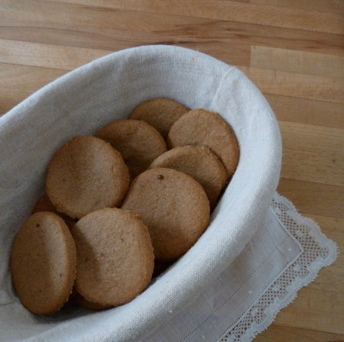 speculoos maison recette