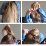 Un chignon bun so 2012