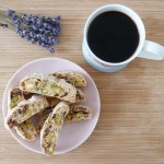 Great British Bake-Off 2015 #2: Biscotti aux pistaches et airelles