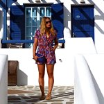 [Look] From Mykonos with Love