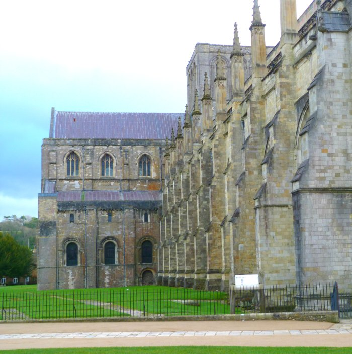 visiter winchester cathedrale