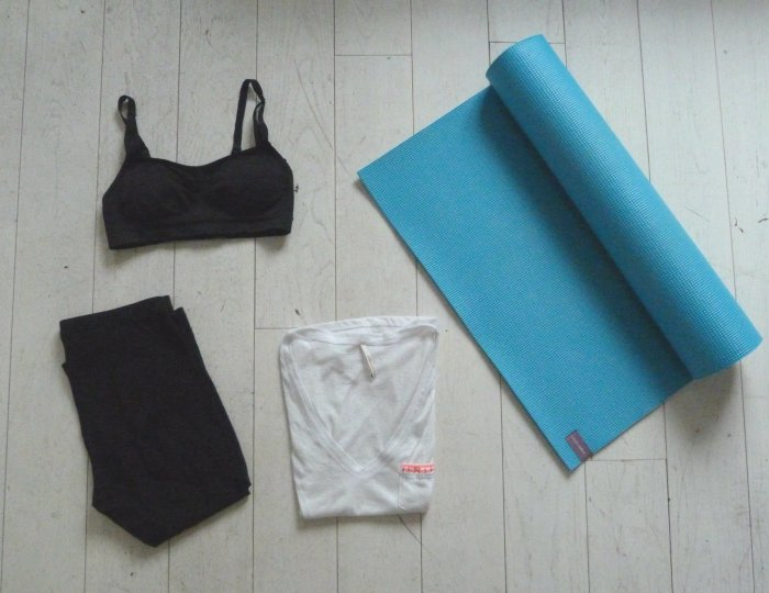 tenue running et yoga
