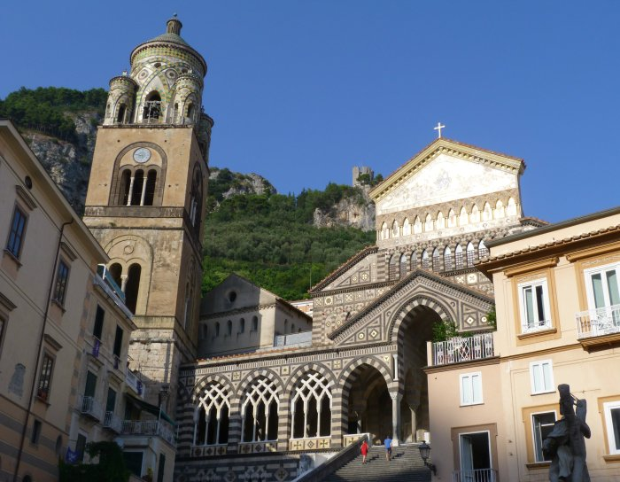 cathedrale amalfi