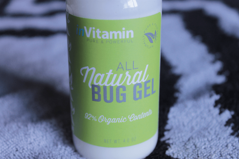 inVitamin All Natural Bug Gel