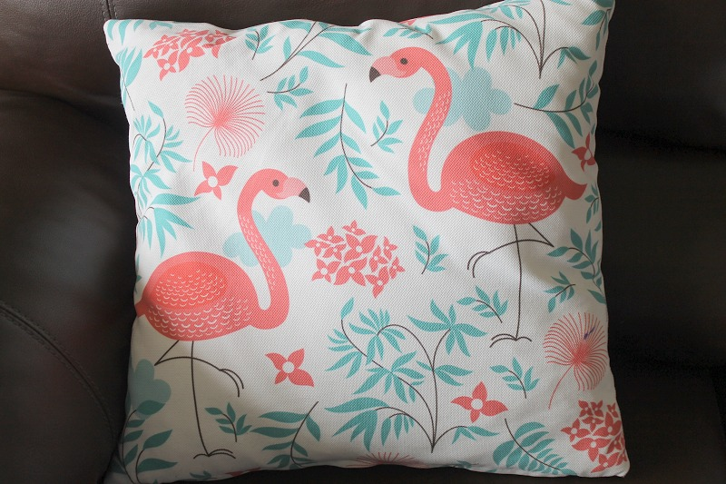 Flamingo Pillow Case