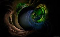 Black Hole Magnetic Storm