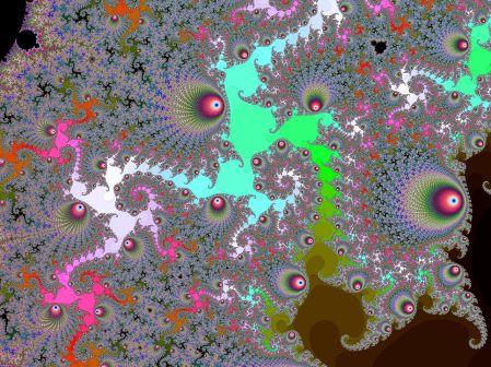 http://commons.wikimedia.org/wiki/File:Mandelbrot_Deep_Re-Twisted.jpg