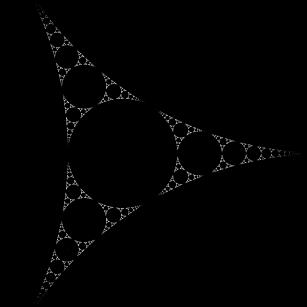Apollonian Gasket via ActiveState.com