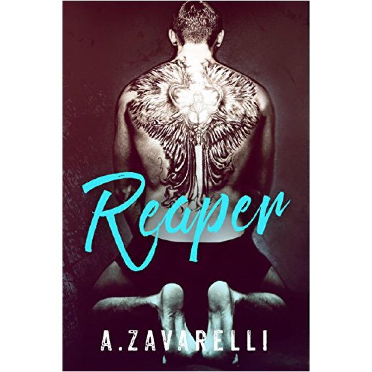 Reaper by A. Zararelli