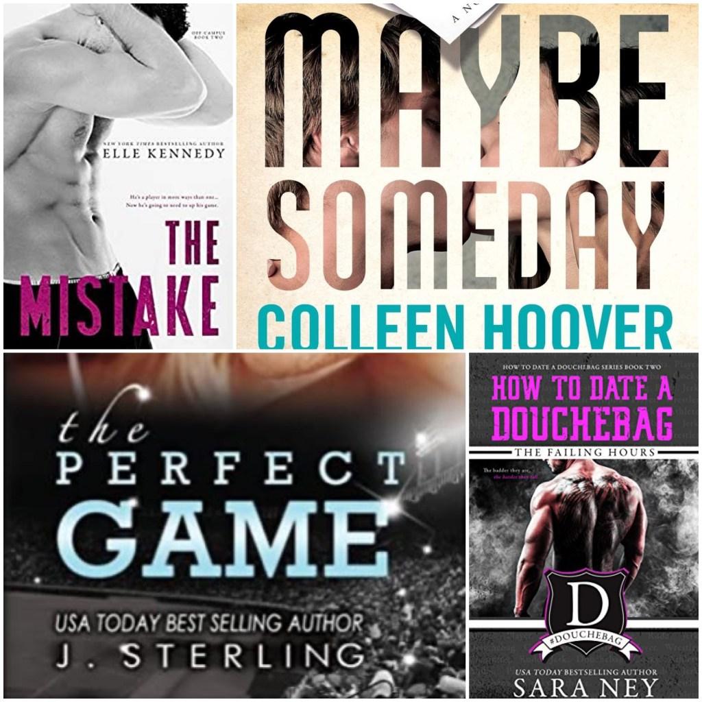 10 College Romance Books