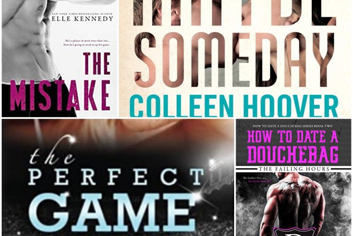 10 College Romance Books