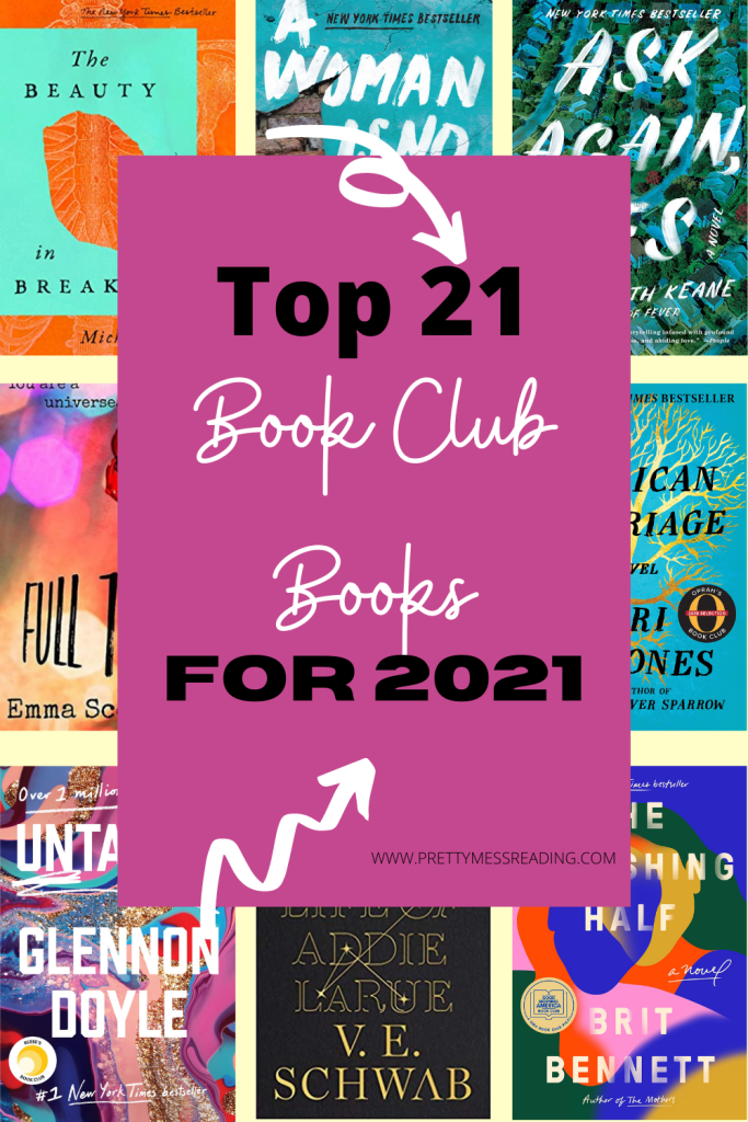 book club books for 2021