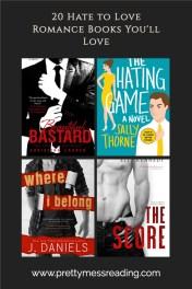 hate to love romance books