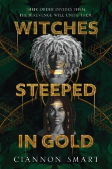 witches steeped in gold book